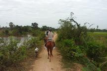 Areyksat Equestrian Trail Rides, Phnom Penh, Cambodia