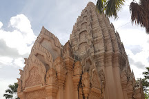 The Pillar Shrine of Buriram, Nang Rong, Thailand