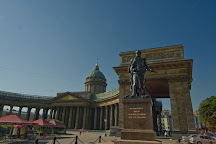 Kazan Cathedral, St. Petersburg, Russia