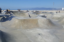 Venice Beach and Boardwalk, Los Angeles, United States