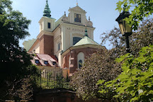 St. Anne's Church (Kosciol Swietej Anny), Warsaw, Poland