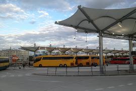 Автобусная станция   Bratislava Autobusová stanica Nivy