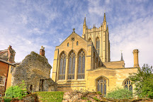 St. Edmundsbury Cathedral, Bury St. Edmunds, United Kingdom
