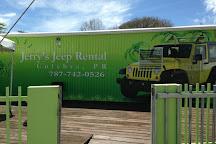 Jerry's Jeep Rental, Culebra, Puerto Rico