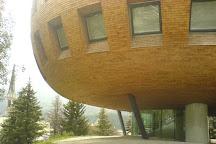 Chesa Futura, St. Moritz, Switzerland