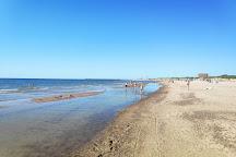 Ventspils Beach, Ventspils, Latvia