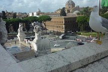 Visit Roma dal Cielo Terrazza delle Quadrighe on your trip to Rome
