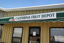 California Fruit Depot, Bakersfield, United States