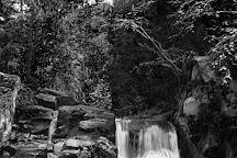 Zaskalnik Watrefall (Wodospad Zaskalnik), Szczawnica, Poland