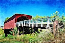 Roseman Covered Bridge, Winterset, United States