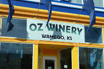 Oz Winery, Wamego, United States