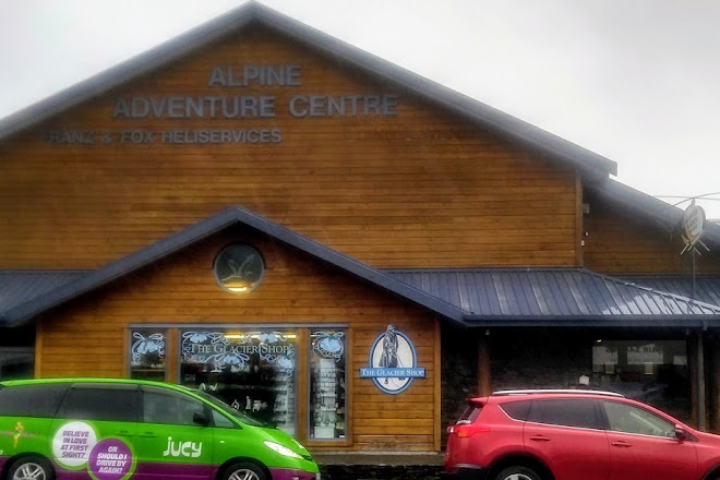 Alpine Adventure Centre Tours, Fox Glacier, New Zealand