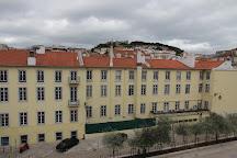 Miradouro Sao Pedro de Alcantara, Lisbon, Portugal