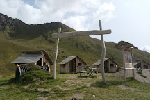 At the Village of Marmotte, Passo del Tonale, Italy