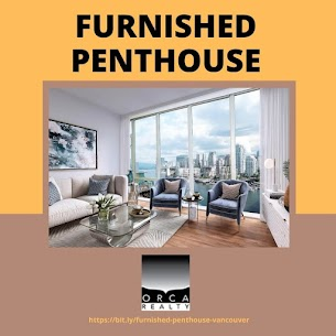 Furnished Penthouse Vancouver