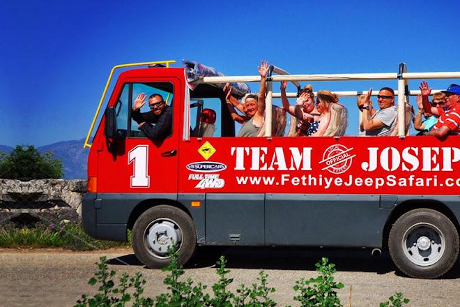 Team Joseph, Fethiye, Turkey