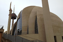 Cologne Central Mosque, Cologne, Germany
