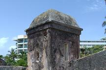 Fortin de San Geronimo del Boqueron, San Juan, Puerto Rico