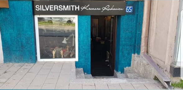 Silversmith Krenare Rakovica