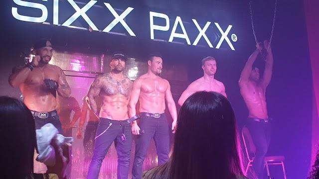 Sixx Paxx Ladiesclub Berlin
