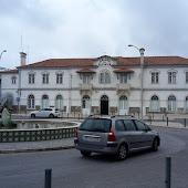 Железнодорожная станция  Caldas Da Rainha