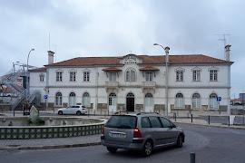 Железнодорожная станция   Caldas da Rainha Bus Station
