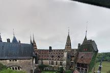 Chateau de la Rochepot, La Rochepot, France