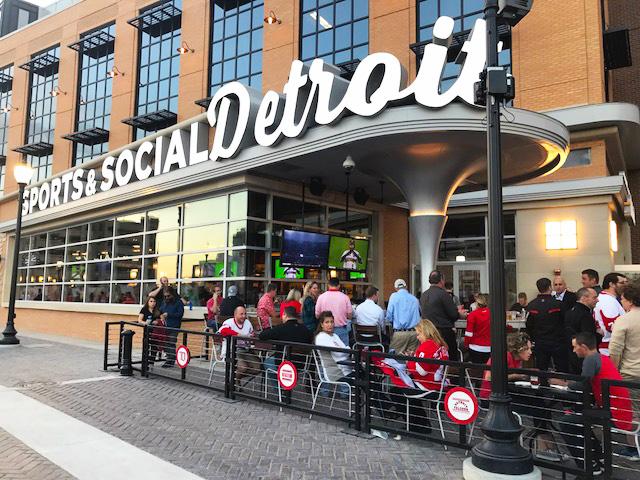 Sports & Social Detroit