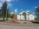 Памятник в честь 1000-летия города на фото Волковыска