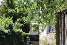 klein Begijnhof, Leuven, Belgium
