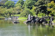 Koishikawa Korakuen Garden, Bunkyo, Japan