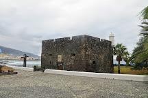 Castillo de San Felipe, Puerto de la Cruz, Spain