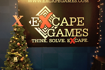 Excape Games, Clarksville, United States