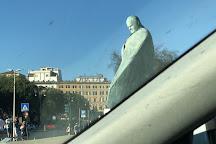 Statua di Papa Giovanni Paolo II, Rome, Italy