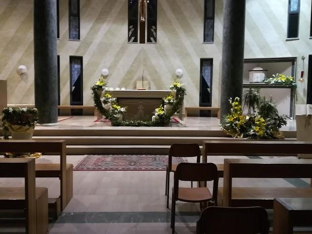 Parrocchia Santa Teresa Di Gesù Bambino