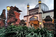 Menara Kudus Mosque, Kudus, Indonesia