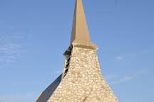 Chapelle Notre dame de la Garde, Etretat, France