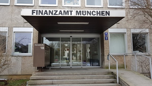 Finanzamt münchen deroystraße