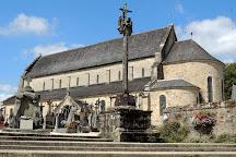 Abbey de Daoulas, Brittany, France