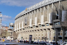 Santiago Bernabeu Stadium, Madrid, Spain