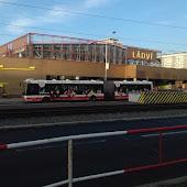 Станция  Ládví