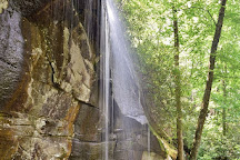 Slick Rock Falls, Brevard, United States