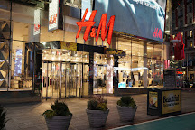 H&M, New York City, United States