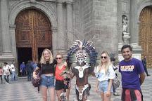 Mexico Walking Tour, Mexico City, Mexico