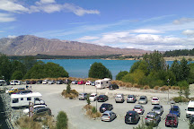 Tekapo Springs, Lake Tekapo, New Zealand