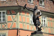 Fontaine Schwendi, Colmar, France