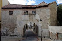 Arco de San Gil, Burgos, Spain