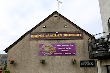 Allanwater Brewhouse, Bridge of Allan, United Kingdom