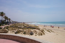 Playa de la Barrosa, Chiclana de la Frontera, Spain