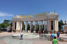 Almaty Central Park, Almaty, Kazakhstan
